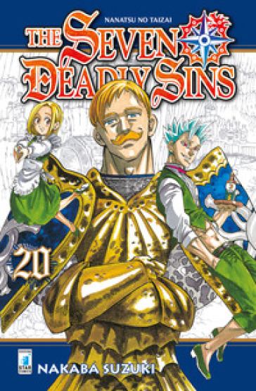 The seven deadly sins. 20.