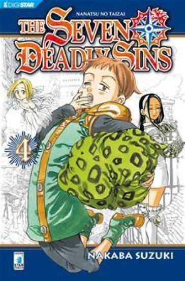 The seven deadly sins. 4. - Nakaba Suzuki  