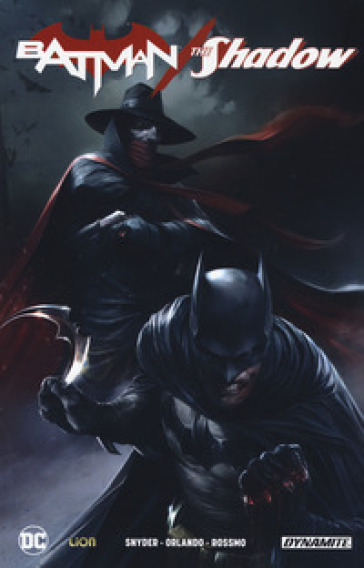 The shadow. Batman - Scott Snyder |