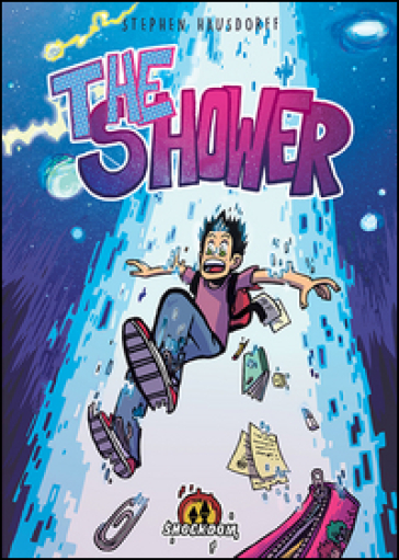 The shower - Stephen Hausdorff |