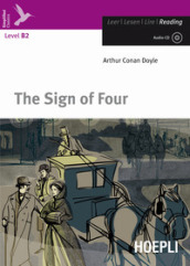 The sign of four. Con espansione online. Con CD Audio
