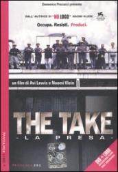 The take-La presa. DVD. Con libro