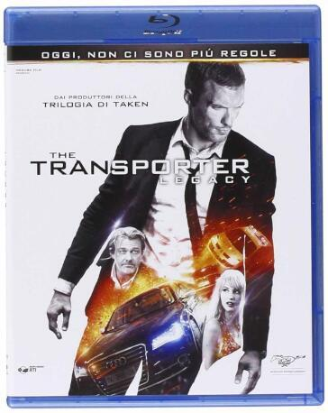 The transporter legacy (Blu-Ray)