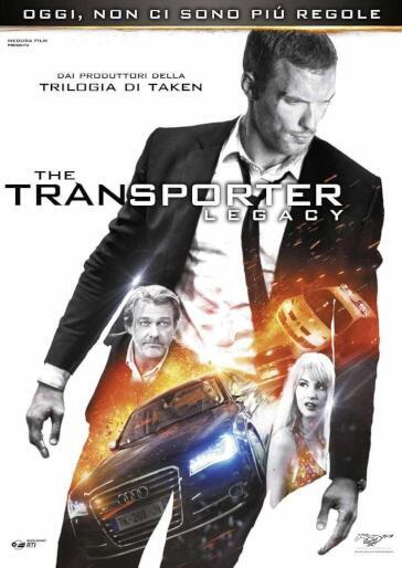 The transporter legacy (DVD)