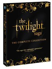 The twilight saga - The complete collection (5 Blu-Ray)