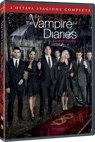 The vampire diaries - Stagione 08 (3 DVD)