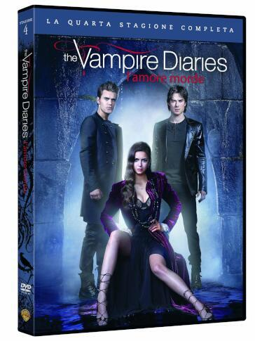 The vampire diaries - L'amore morde - Stagione 04 Episodi 01-23 (5 DVD)