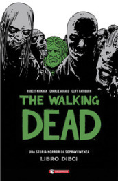 The walking dead HC. 10.
