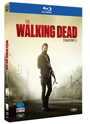 The walking dead - Stagione 05 (5 Blu-Ray)