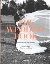The wedding book. Everything you need to know
