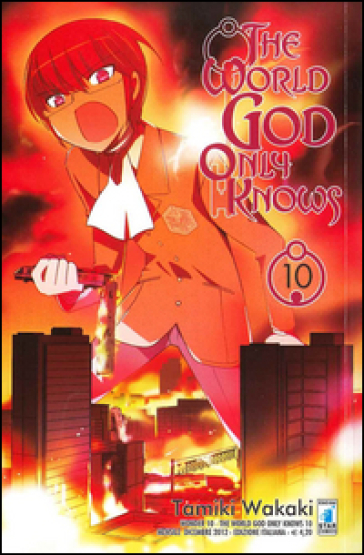 The world god only knows. 10.
