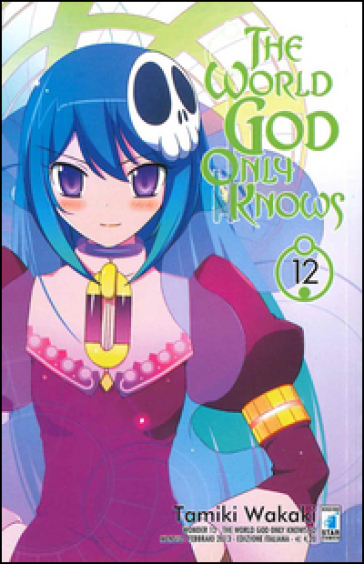The world god only knows. 12.