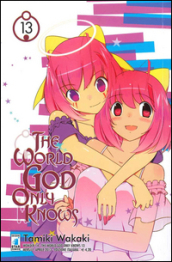 The world god only knows. 13.