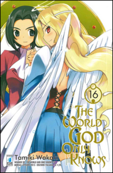 The world god only knows. 16.