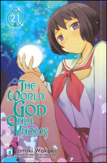 The world god only knows. 21.