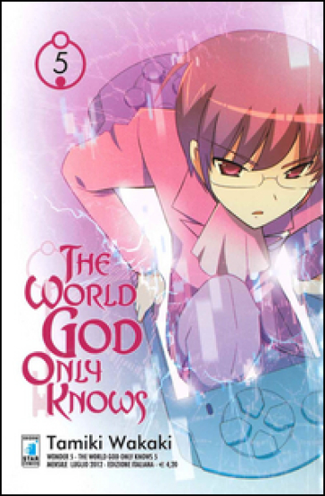 The world god only knows. 5. - Tamiki Wakaki |