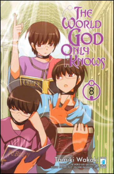 The world god only knows. 8.