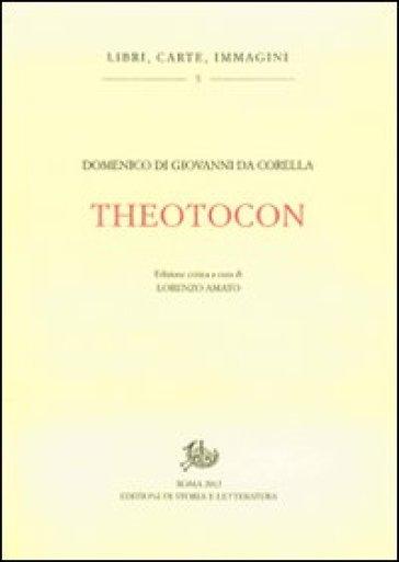Theotocon - Domenico Di Giovanni Da Corella  