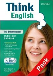 Think English. Pre-intermediate. Entry book-Student