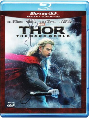 Thor - The dark world (2 Blu-Ray)(2D+3D)