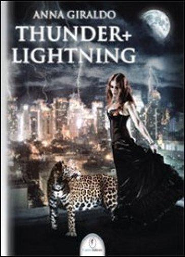 Thunder + Lightning - Anna Giraldo   Rochesterscifianimecon.com