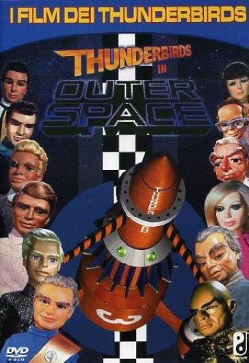 Thunderbirds in outer space (DVD)