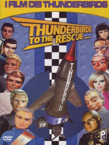 Thunderbirds to the rescue (DVD)