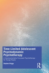 Time-Limited Adolescent Psychodynamic Psychotherapy