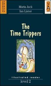 Time Trippers. Level 2