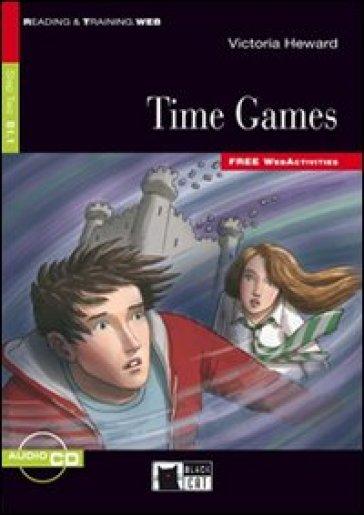 Time games. Con CD Audio - Victoria Heward |