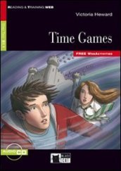 Time games. Con CD Audio