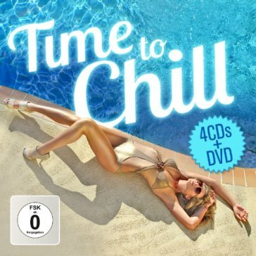 Time to chill -cd+dvd-