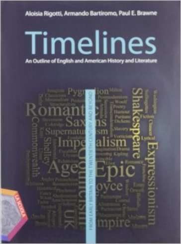 Timelines. An outline of english and american history and literature. Vol. unico. Con espansione online. Per le Scuole superiori. Con CD-ROM