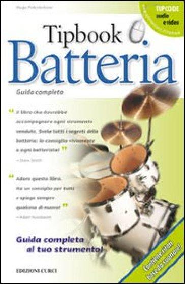 Tipbook. Batteria - Hugo Pinksterboer | Rochesterscifianimecon.com