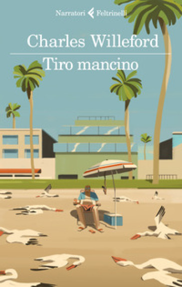 Tiro mancino - Charles Willeford | Rochesterscifianimecon.com