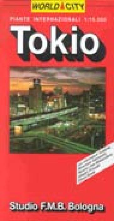 Tokio 1:15.000 -  pdf epub