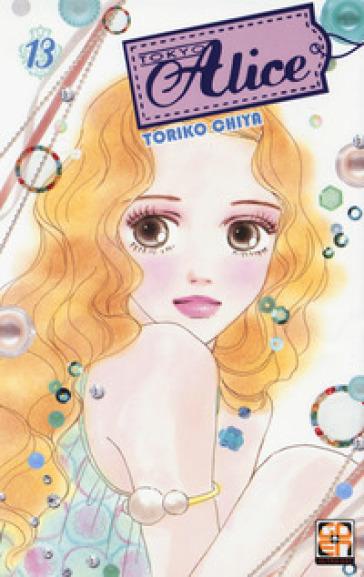 Tokyo Alice. 13. - Toriko Chiya | Rochesterscifianimecon.com