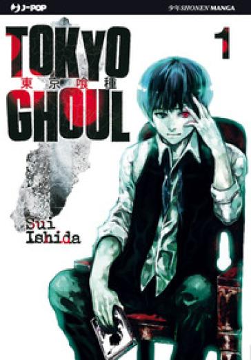 Tokyo Ghoul. 1. - Sui Ishida |