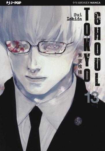 Tokyo Ghoul. 13. - Sui Ishida  