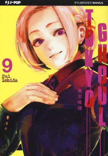Tokyo Ghoul. 9. - Sui Ishida | Thecosgala.com