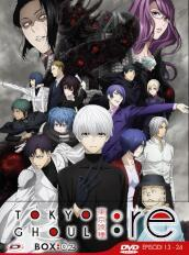 Tokyo Ghoul: Re - Stagione 03 Box 02 (Eps 13-24) (3 Dvd) (Ed. Limitata)