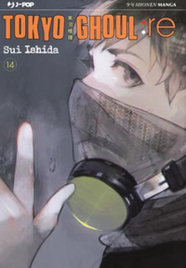 Tokyo Ghoul:re. 14. - Sui Ishida | Thecosgala.com