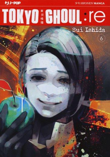 Tokyo Ghoul:re. 6. - Sui Ishida   Jonathanterrington.com