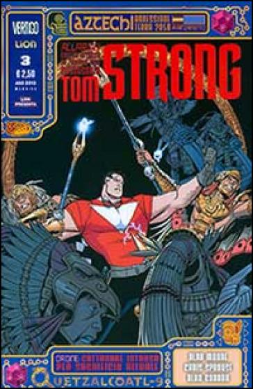 Tom Strong. Prima serie. 3.