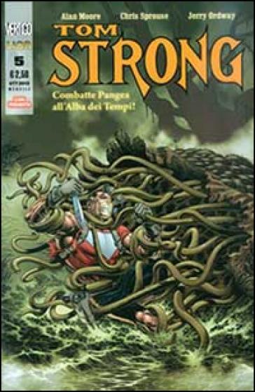 Tom Strong. Prima serie. 5.