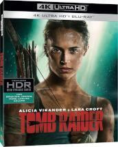 Tomb Raider (2 Blu-Ray)(4K UltraHD+BRD)