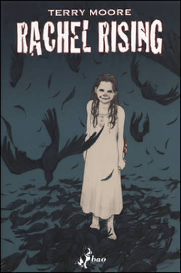Tombe d'inverno. Rachel rising. 4. - Terry Moore   Rochesterscifianimecon.com