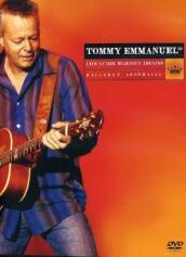 Tommy Emmanuel - Live At Her Majesty s Theatre