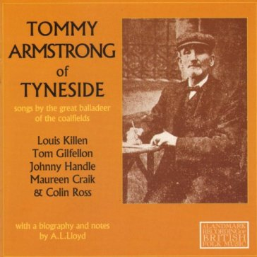 Tommy armstrong of tynesi