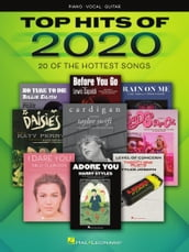 Top Hits of 2020 Songbook